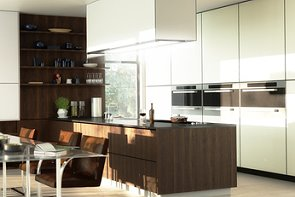 Lofted Kitchen (focus)